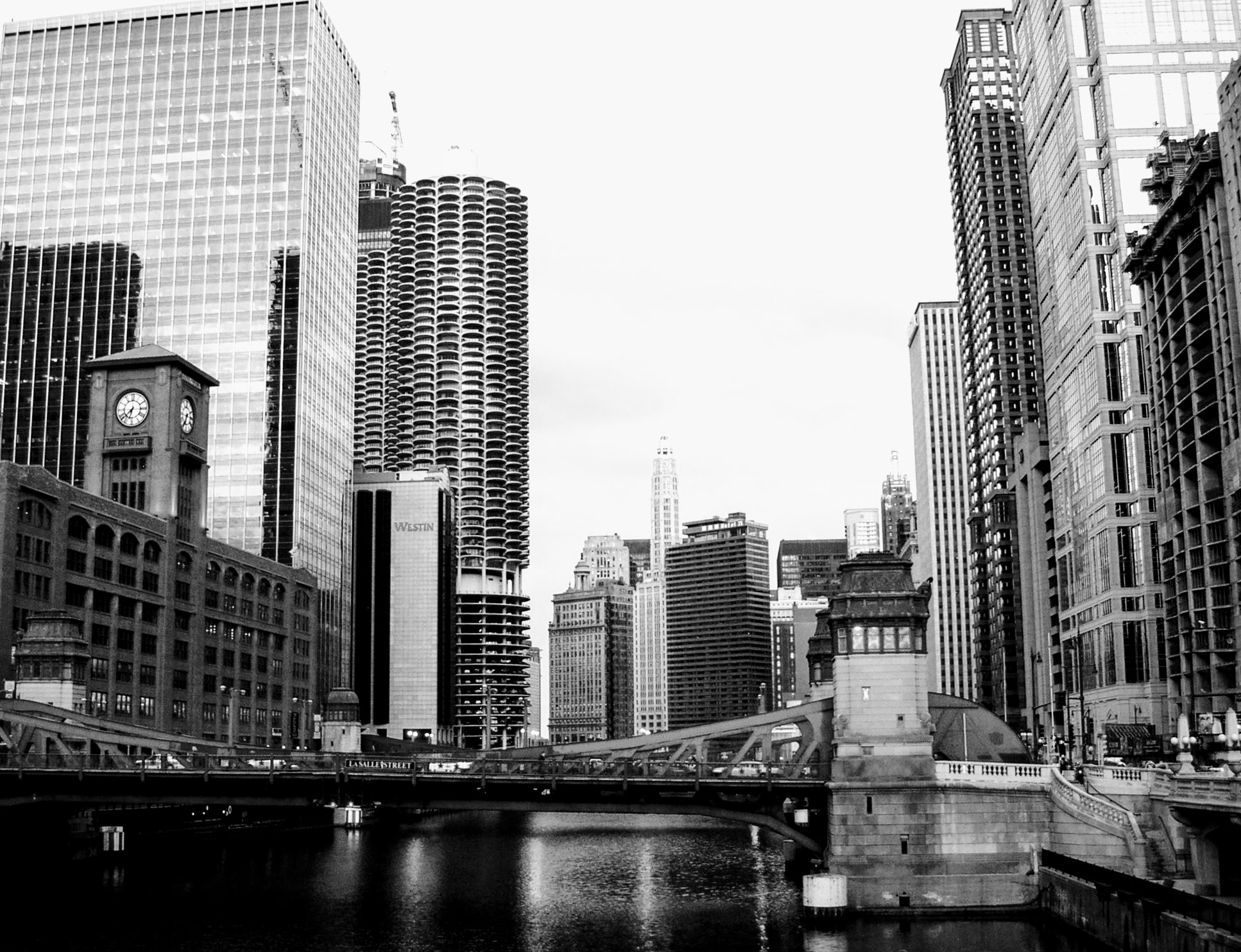 Chicago, 2008. By AlexEzell